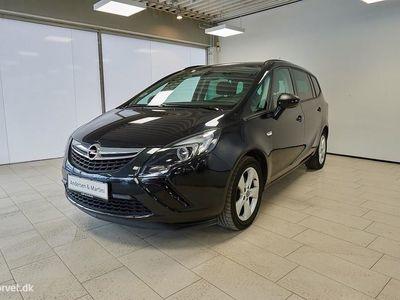 brugt Opel Zafira 2,0 CDTI Enjoy 130HK 6g