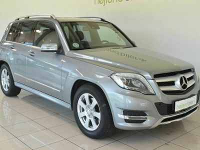 brugt Mercedes GLK220 2,2 BlueTEC aut. 4Matic