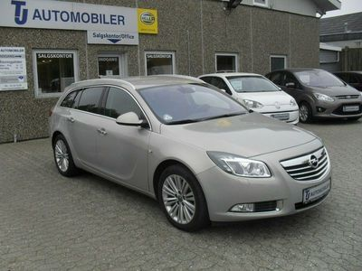 begagnad Opel Insignia 2,0 CDTi 160 Cosmo ST aut.