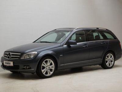 brugt Mercedes C220 2,2 CDi Avantgarde st.car aut.