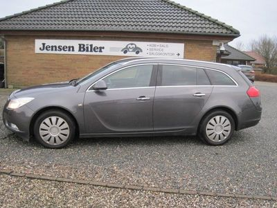 brugt Opel Insignia 2,0 CDTi 160 Cosmo ST