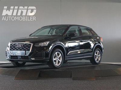 brugt Audi Q2 1,6 TDI S Tronic 116HK 5d 7g Aut.