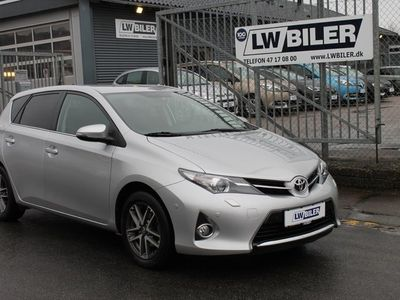 brugt Toyota Auris 1,6 T2 Premium