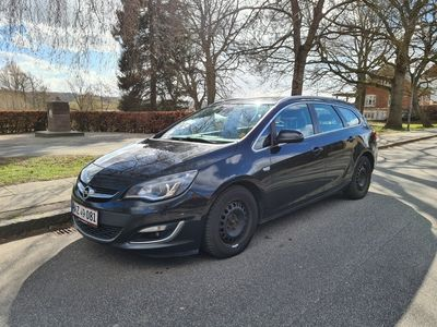 brugt Opel Astra 1.7 110 HK Sport