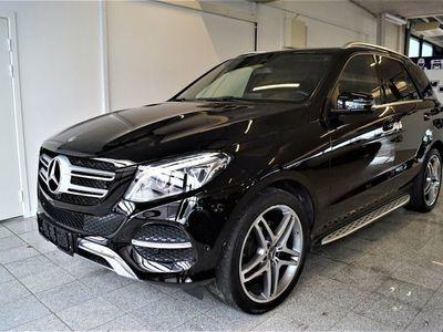 brugt Mercedes GLE350 d 3,0 aut. 4-M Van