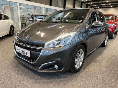 brugt Peugeot 208 1,6 BlueHDi 100 Edition+