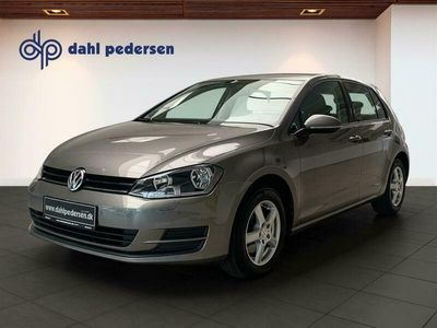 brugt VW Golf 1,4 TSI BMT Comfortline DSG 122HK 5d 7g Aut. A+