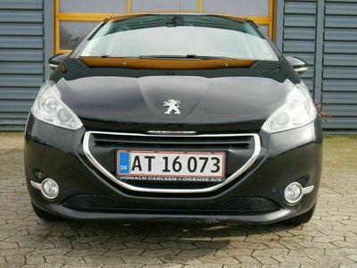 brugt Peugeot 208 1,2 VTi Allure