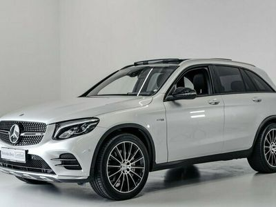 brugt Mercedes GLC43 AMG AMG aut. 4-M 2018