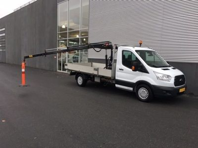 brugt Ford Transit 350 L3 Chassis 2,2 TDCi 155 Trend H1 FWD