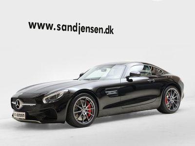gebraucht Mercedes AMG GT S 4,0 aut.