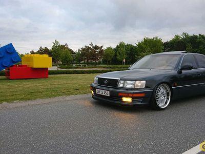 brugt Lexus LS400