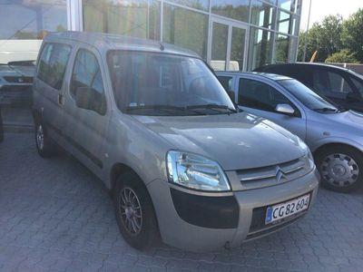 brugt Citroën Berlingo 2,0 HDi Multispace