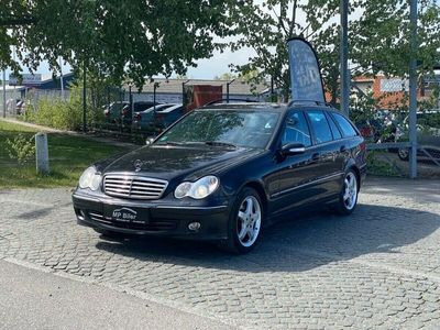 brugt Mercedes C320 3,0 CDi Elegance stc. aut.