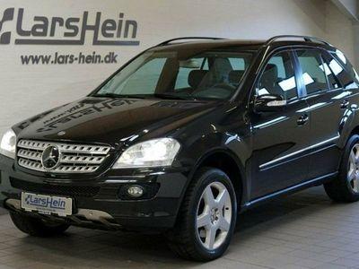 used Mercedes ML420 4,0 CDi aut. 4-M