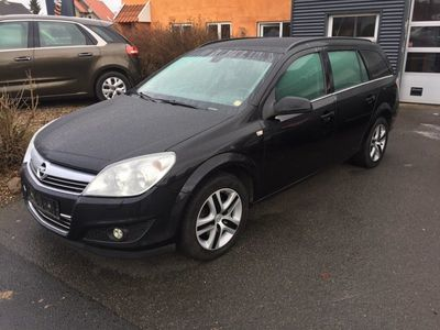 brugt Opel Astra 9 CDTi 120 Limited Wagon