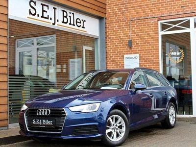 brugt Audi A4 1,4 TFSi Avant 150HK 5d