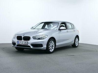 brugt BMW 118 d 2,0 D 150HK 5d 6g A+