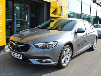 used Opel Insignia Grand Sport 1,6 CDTI INNOVATION Start/Stop 136HK 5d 6g