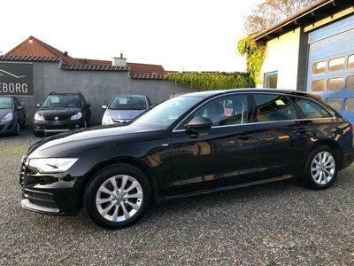 brugt Audi A6 2,8 FSi 204 Avant Multitr.