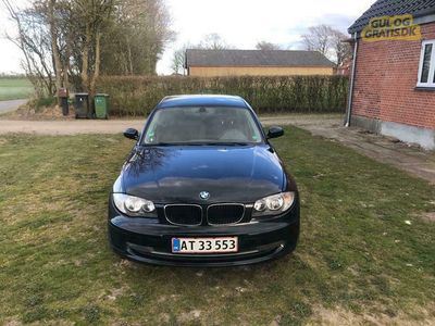 brugt BMW 118 Flot BMW 118d