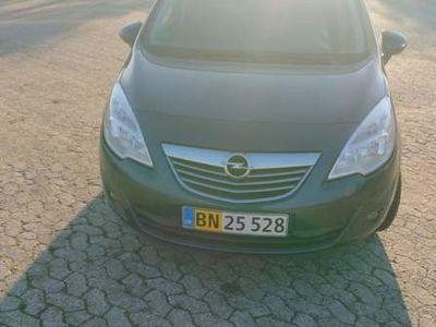 brugt Opel Meriva ACTIVAN 1,7 CDTI