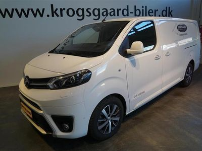 used Toyota Proace Long 2,0 D Comfort ONE Aut 180HK Van