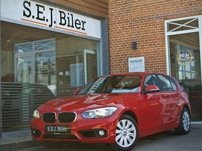 brugt BMW 118 d 2,0 150HK aut 5d