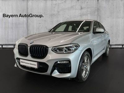 brugt BMW X4 2,0 xDrive30i aut.