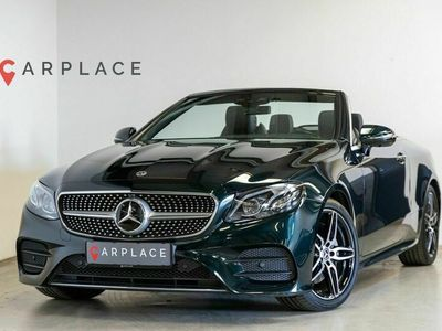 brugt Mercedes E200 0 AMG Line Cabriolet aut.
