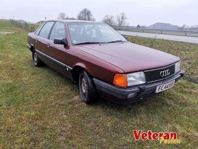 brugt Audi 100 Turbo Quattro