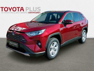 brugt Toyota RAV4 2,5 Hybrid H3 Comfort 218HK 5d 6g Aut. A+