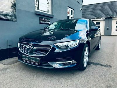 usado Opel Insignia 1,5 T 165 Dynamic GS aut.