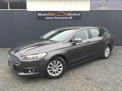 brugt Ford Mondeo 2,0 TDCi Eco Trend 150HK Stc