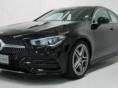 brugt Mercedes CLA220 d AMG Line aut. 2020