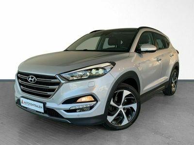 brugt Hyundai Tucson 2,0 CRDi 185 Premium Pano aut. 4WD