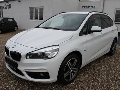 käytetty BMW 218 Active Tourer d 2,0 Advantage aut.