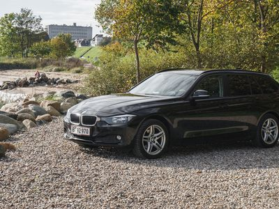 brugt BMW 318 D Touring 3K11