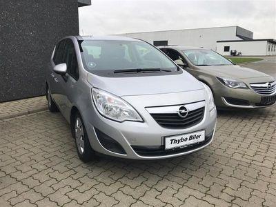 brugt Opel Meriva 1,4 Twinport Cosmo 100HK