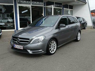 brugt Mercedes B220 2,2 CDi aut. BE