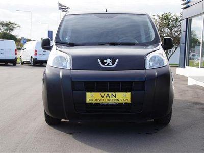 brugt Peugeot Bipper 1,4 HDI 70HK Van
