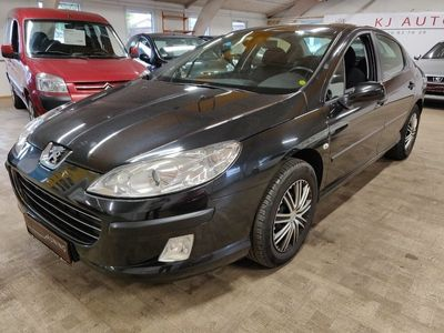 gebraucht Peugeot 407 1,8 SR