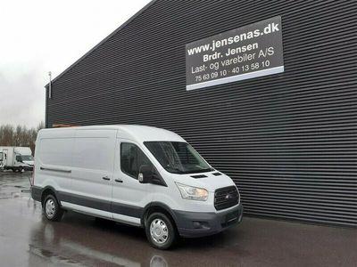 brugt Ford Transit 350 L3H2 2,2 TDCi Ambiente 155HK Van 2014