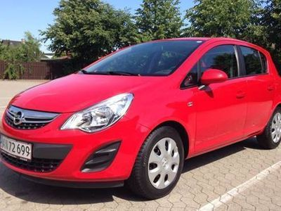 brugt Opel Corsa 1,2 1,2 Twinport Cosmo Edition