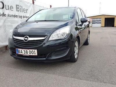 used Opel Meriva 1,4 Turbo Enjoy 120HK 6g Aut.