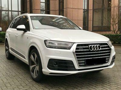 brugt Audi Q7 3,0 TFSi quattro Tiptr. 7prs