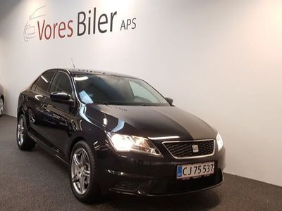 brugt Seat Toledo 1,6 TDi 105 Reference