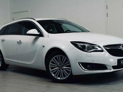 brugt Opel Insignia 2,0 CDTi 170 Cosmo ST aut.