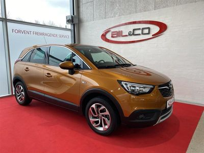 brugt Opel Crossland X 1,2 T Innovation Start/Stop 110HK 5d 6g