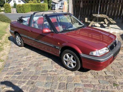 brugt Rover 216 Cabriolet